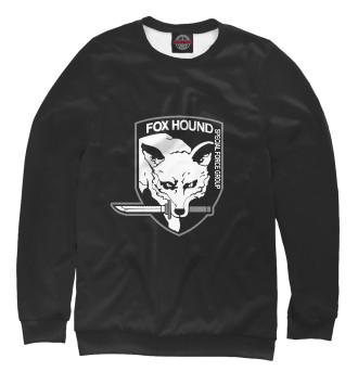 Женский Свитшот Foxhound