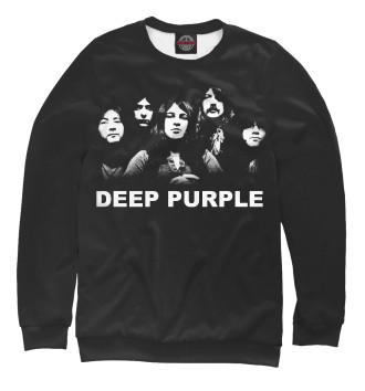 Женский Свитшот Deep Purple