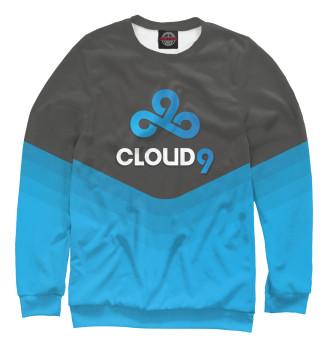 Женский Свитшот Cloud 9 Team