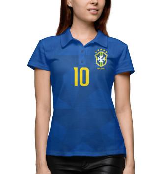 Женское Поло Neymar World Cup 2018