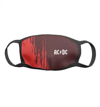 Мужская Маска AC DC