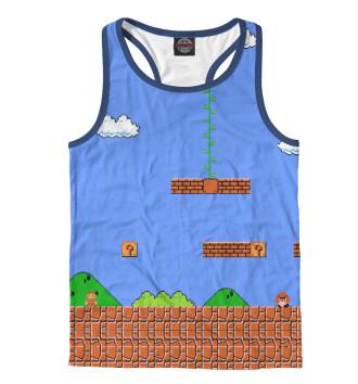 Мужская Борцовка Super Mario 8bit