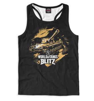 Мужская Борцовка World of Tanks Blitz