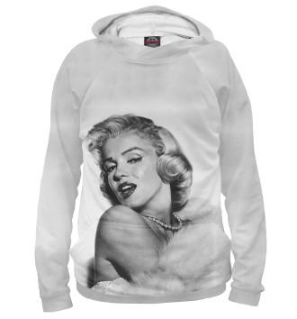 Женское Худи Marilyn Monroe