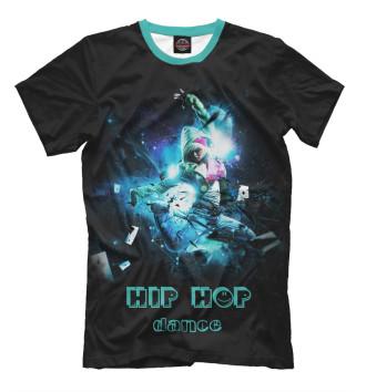 Мужская Футболка HIP HOP dance