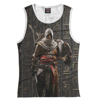 Женская Майка Assassin's Creed Origins