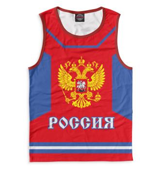 Мужская Майка Евгений Малкин