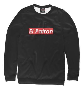 Мужской Свитшот El Patron