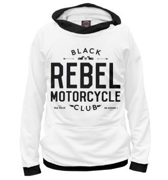 Женское Худи Black Rebel Motorcycle Club