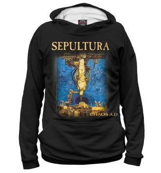 Женское Худи Sepultura