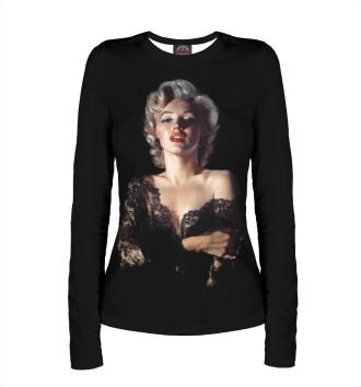 Женский Лонгслив Marilyn Monroe