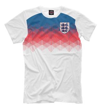 Мужская Футболка Сборная Англии