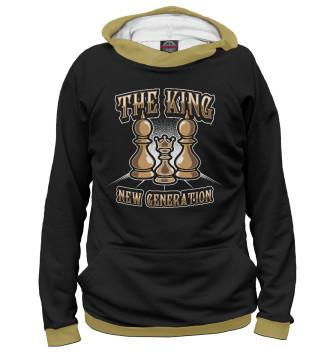 Женское Худи The King