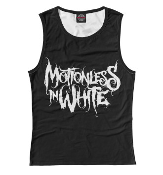 Женская Майка Motionless In White
