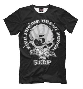 Мужская Футболка Five Finger Death Punch