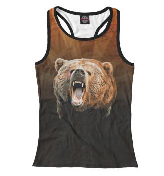 Женская Борцовка Медведь