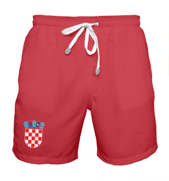 Мужская Шорты мужские Сборная Хорватии