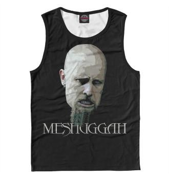 Мужская Майка Meshuggah