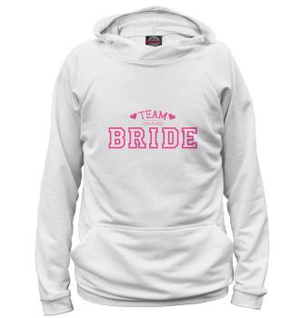 Женское Худи Team bride