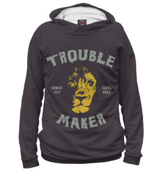 Женское Худи Trouble maker