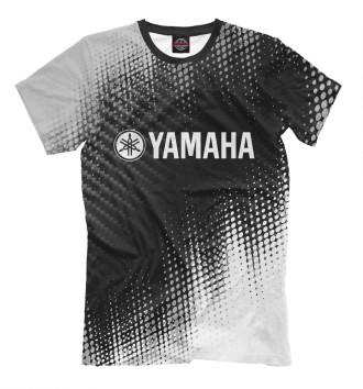 Мужская Футболка Yamaha Motor / Ямаха
