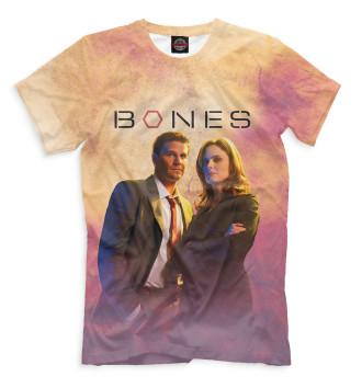 Мужская Футболка Bones