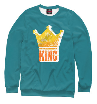 Мужской Свитшот True King