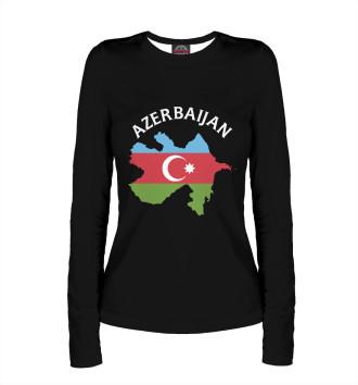 Женский Лонгслив Азербайджан