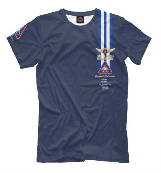 Мужская Футболка ВВС Кубы (FAR)
