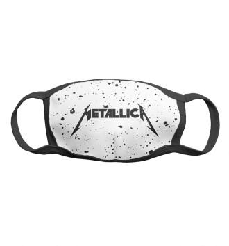 Мужская Маска Metallica / Металлика