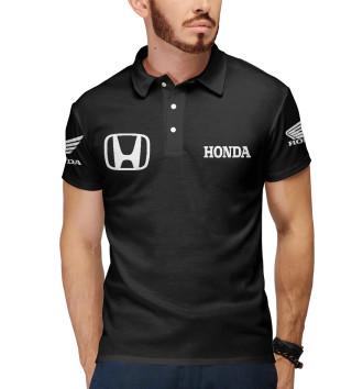 Мужское Поло Honda