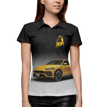 Женское Поло Lamborghini URUS