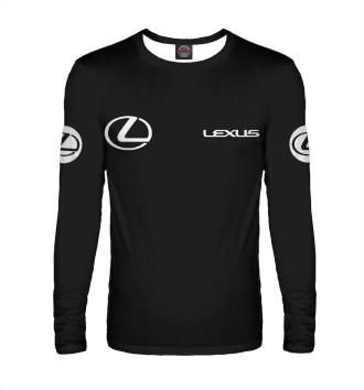 Мужской Лонгслив Lexus
