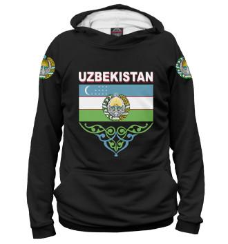 Женское Худи Узбекистан