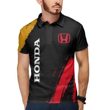 Мужское Поло Honda / Хонда