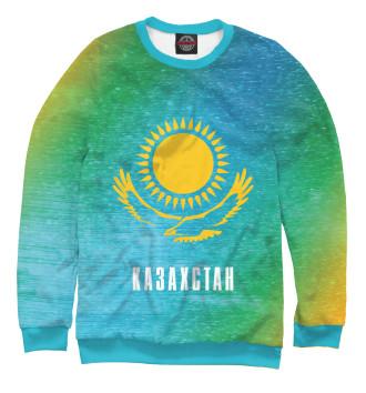 Женский Свитшот Казахстан / Kazakhstan