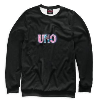 Женский Свитшот Uno