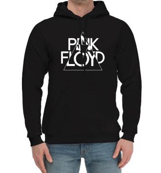 Мужской Хлопковый худи Pink Floyd