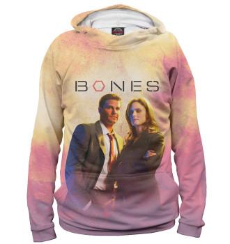 Женское Худи Bones