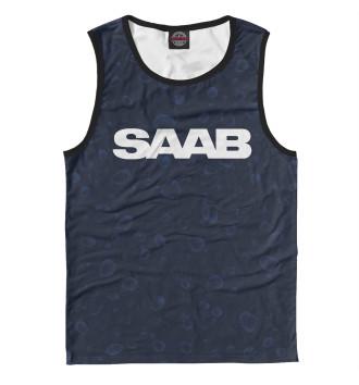 Майка для мальчиков SAAB / Сааб
