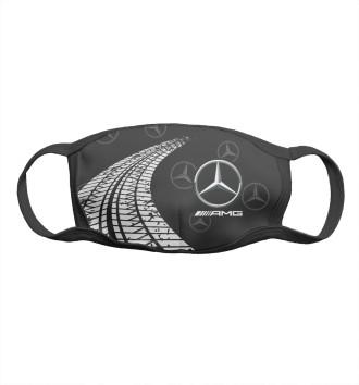 Женская Маска Mercedes / Мерседес