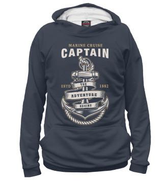 Мужское Худи Captain