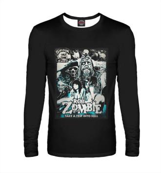 Мужской Лонгслив Rob Zombie