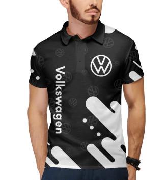 Мужское Поло Volkswagen