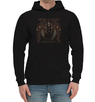 Мужской Хлопковый худи Meshuggah