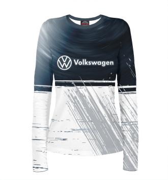 Женский Лонгслив Volkswagen / Фольксваген