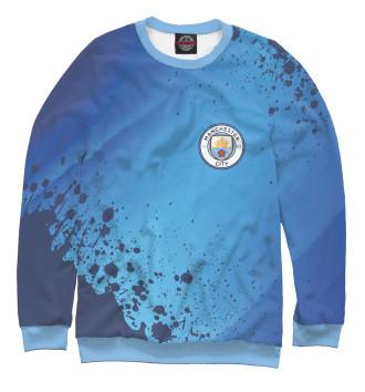 Женский Свитшот Manchester City