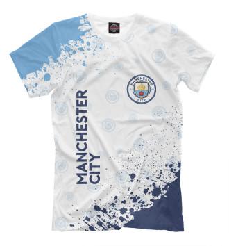 Мужская Футболка Manchester City