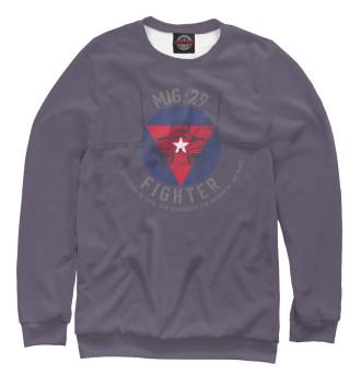Мужской Свитшот ВВС Кубы (FAR)