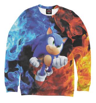 Мужской Свитшот Sonic